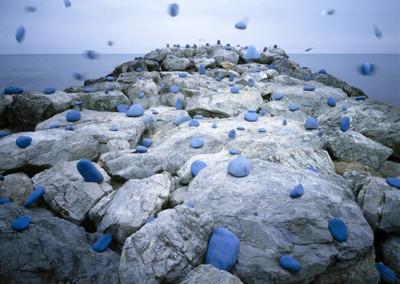 Jan Pohribný, New Stone Age- Late invasion  1992