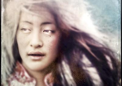 林添福手机摄影(藏族肖像)系列2