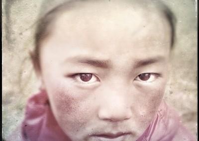 林添福手机摄影(藏族肖像)系列3