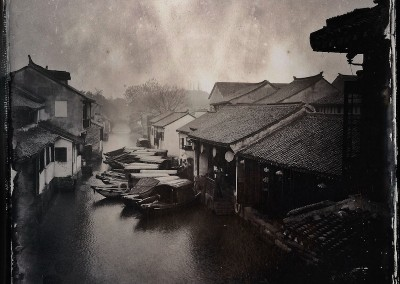 林添福-春雨水乡1