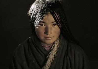 钟国华 Zhong Guo Hua – 藏族人物肖像