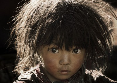 钟国华__西藏的孩子