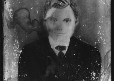 31. Portrait of Ervin Tice, Jr., Cheesequake, NJ, 1993